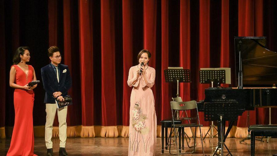 Đinh Hoài Xuân thăng hoa trong 'Cello Fundamento Concert 4'