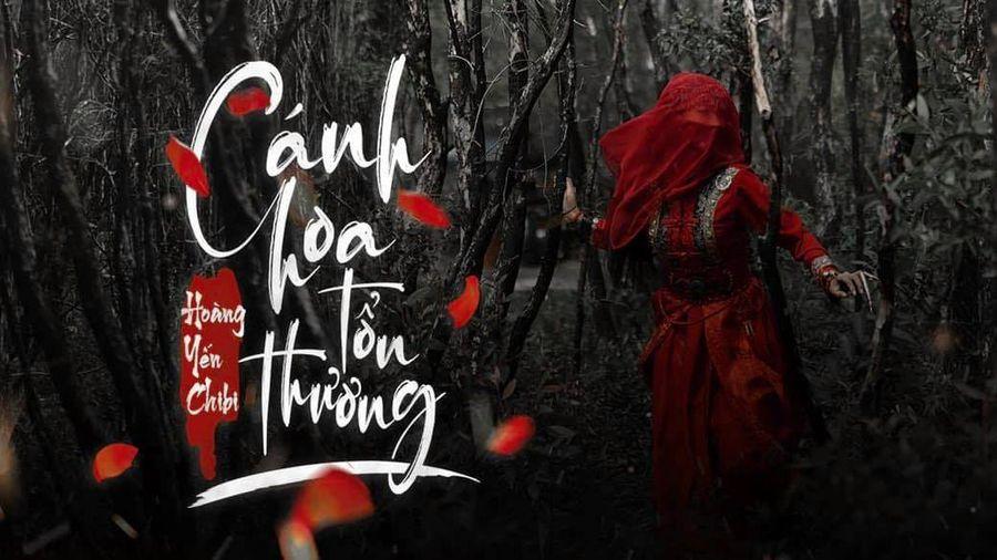 Hoàng Yến Chibi trở lại với dự án âm nhạc khủng 'Cánh hoa tổn thương'