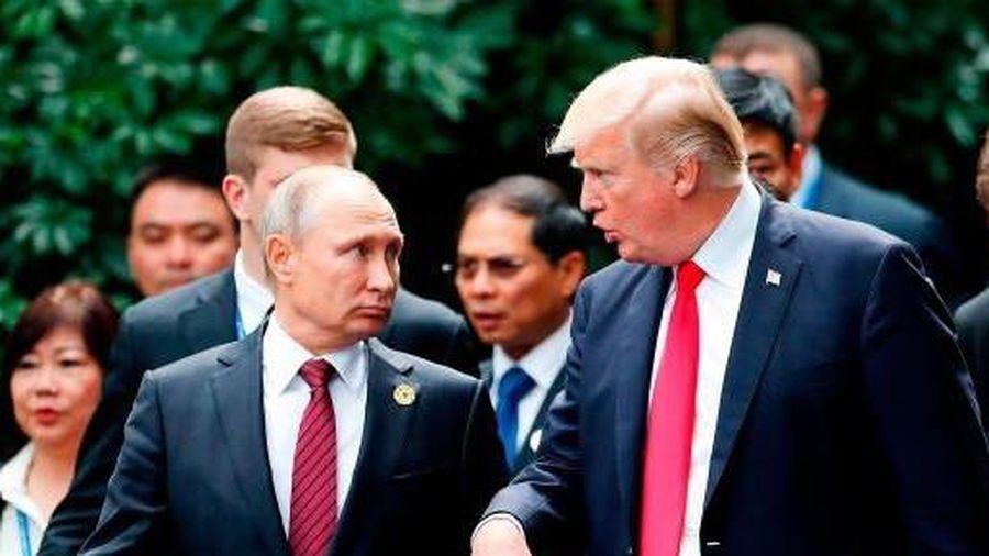 Báo Mỹ ca ngợi thành tựu của Tổng thống Putin trong 20 năm nắm quyền