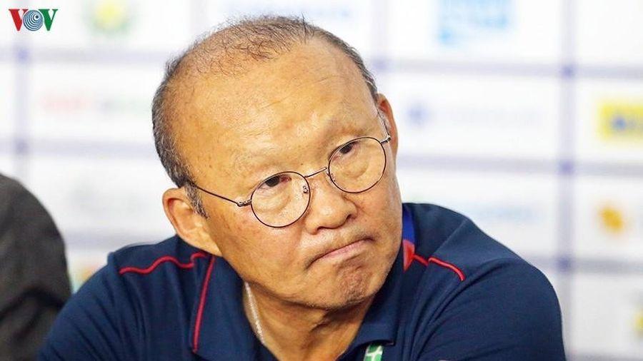 HLV Park Hang Seo đau đầu vì 3 ca chấn thương của U23 Việt Nam