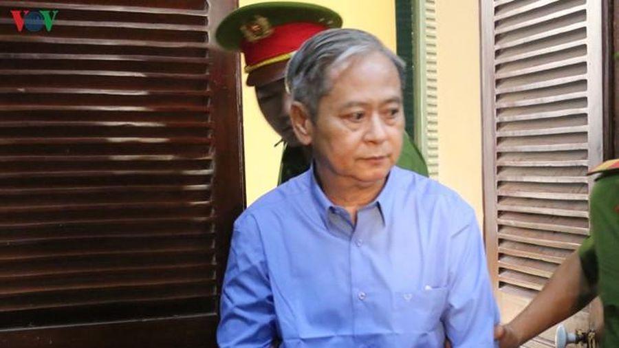 Bị cáo Nguyễn Hữu Tín gửi lời xin lỗi nhân dân TPHCM