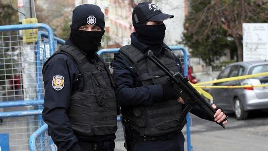 Thổ Nhĩ Kỳ bắt giữ hàng chục nghi phạm liên quan tới IS