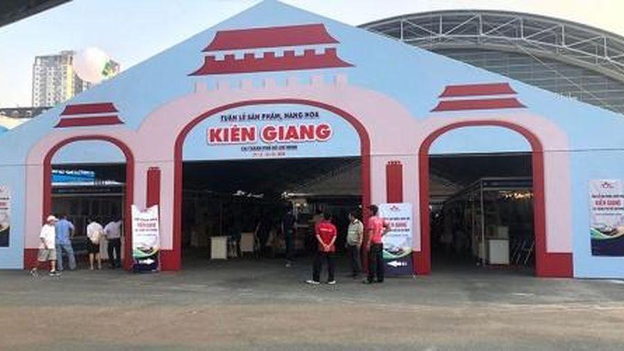 Kiên Giang tổ chức Tuần lễ sản phẩm, hàng hóa tại TP. HCM
