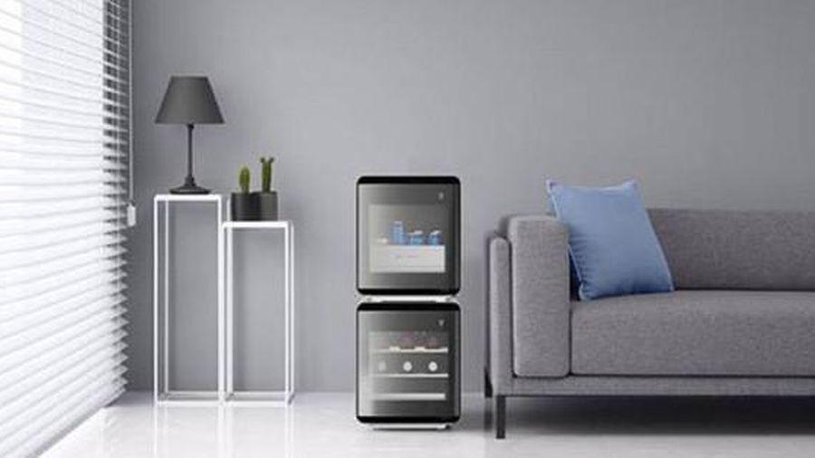 Tủ lạnh khối vuông Samsung Cube