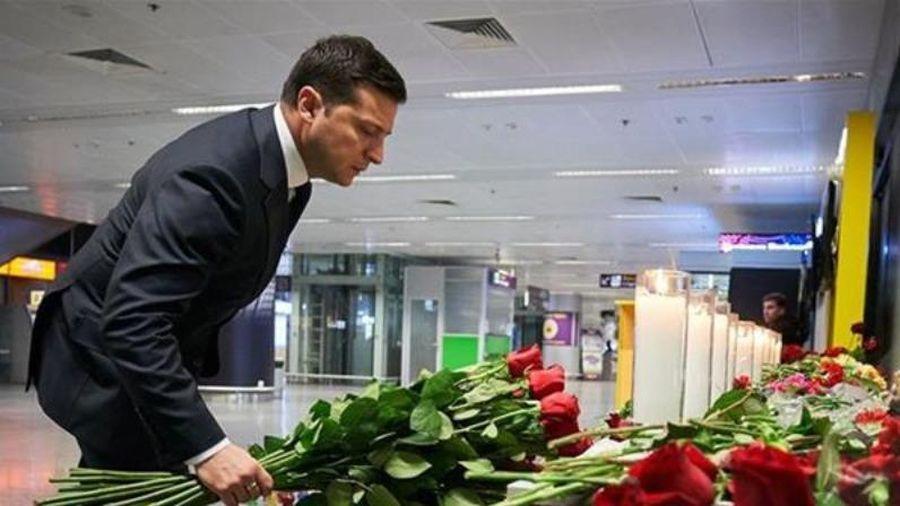 Ông Rouhani xin lỗi ông Zelenskiy vụ máy bay Ukraine bị bắn