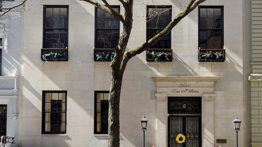 Ngôi nhà đắt nhất Manhattan của tỷ phú Mỹ