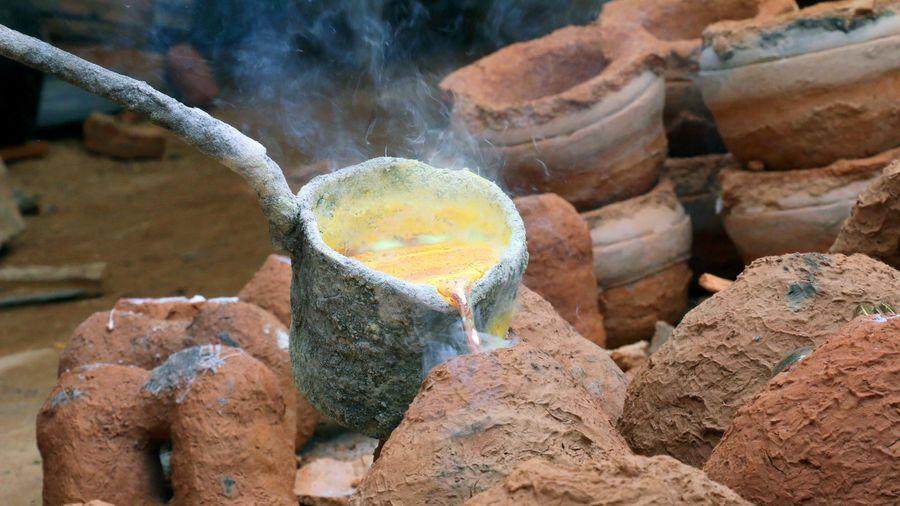 Làng đúc đồng trăm năm ở Khánh Hòa