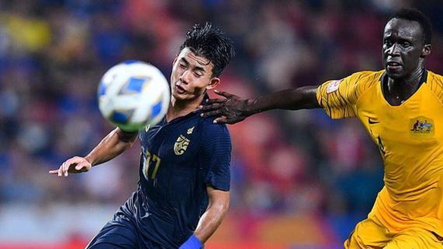 U23 Thái Lan thua ngược cay đắng trước U23 Australia!
