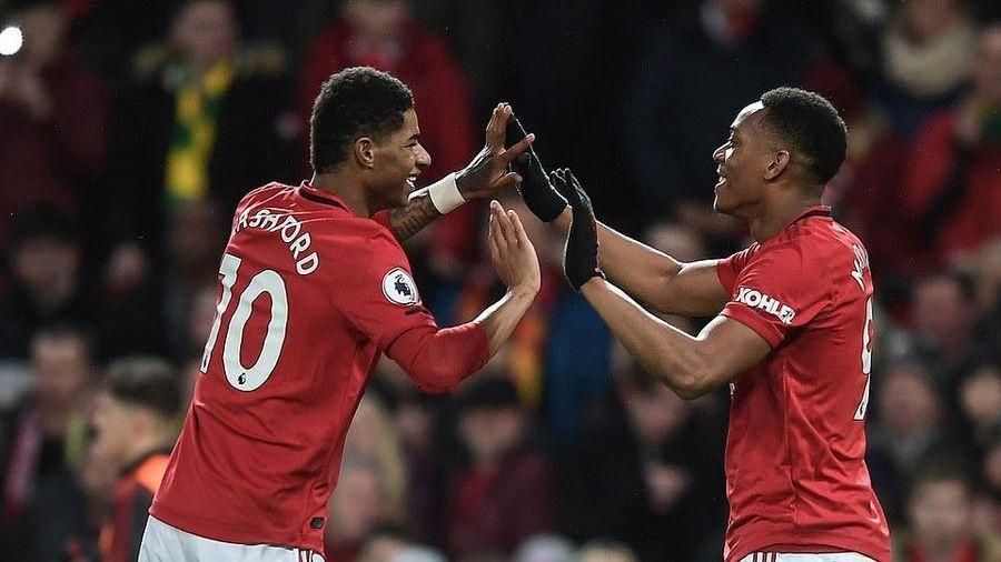 M.U và Chelsea đua nhau thắng đậm, Liverpool vẫn bất bại