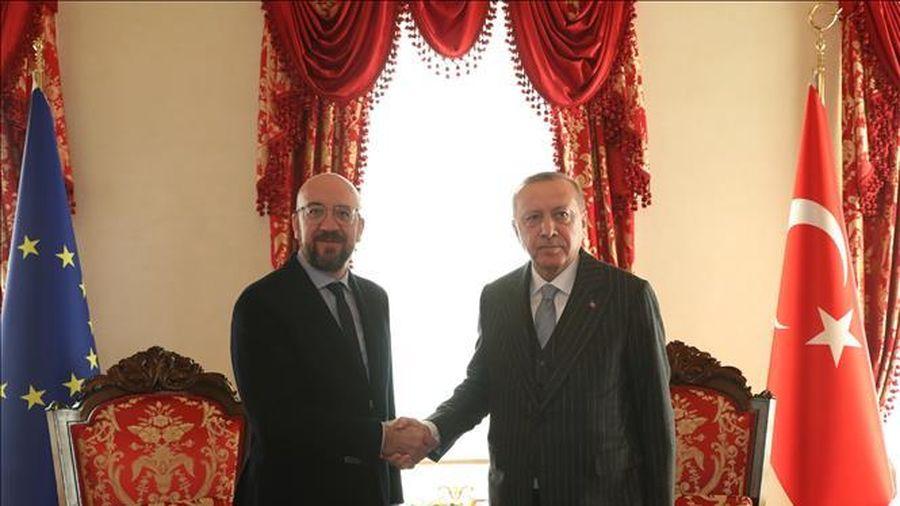 EU nỗ lực tham gia giải quyết khủng hoảng Libya
