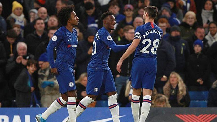 Sau 5 tuần, Chelsea mới có trận thắng trên sân nhà tại Ngoại hạng Anh