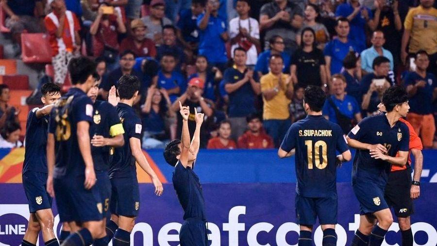 Báo Thái Lan: 'U23 chơi không tập trung, yếu thế hơn hẳn U23 Australia'
