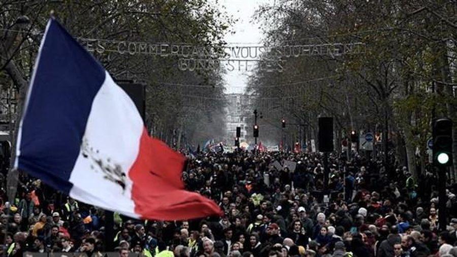 Chính phủ Pháp nhượng bộ trong cải cách chế độ hưu trí