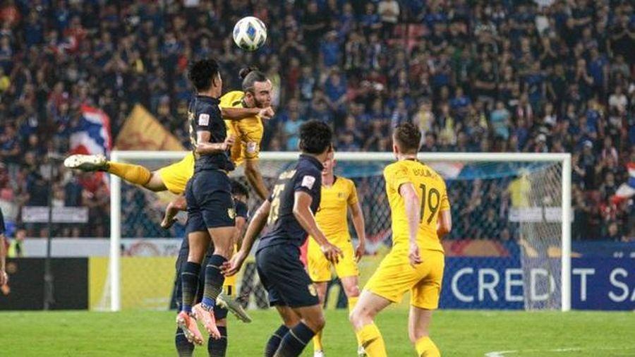 Báo chí Thái Lan tiếc nuối cho trận thua của đội nhà trước U23 Australia