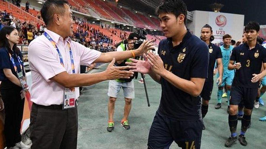 Giành vé vào tứ kết, U23 Thái Lan nhận thưởng khủng