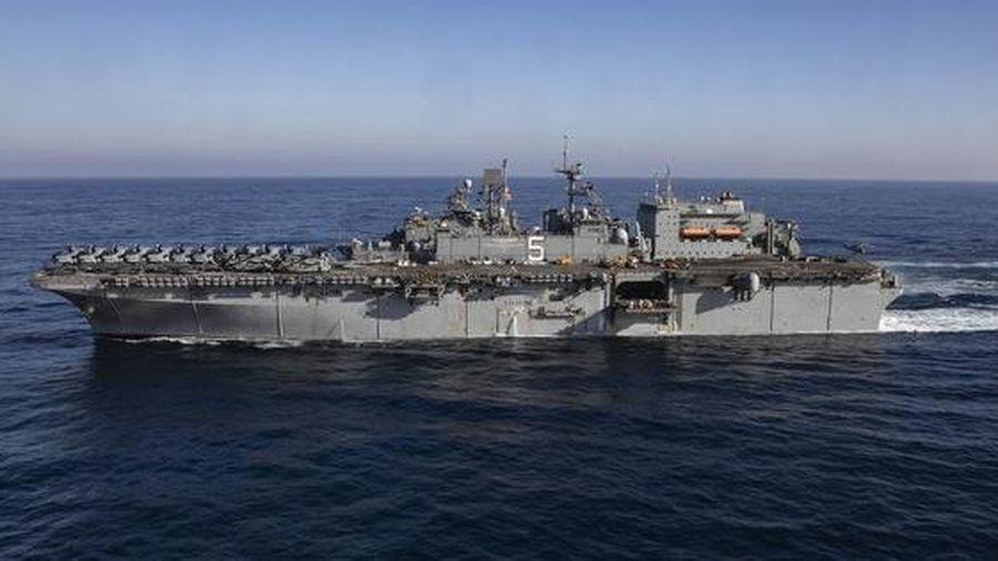 Mỹ liên tục nói ra đi: Nga, Trung 'xoáy sâu' thành tích tại Trung Đông