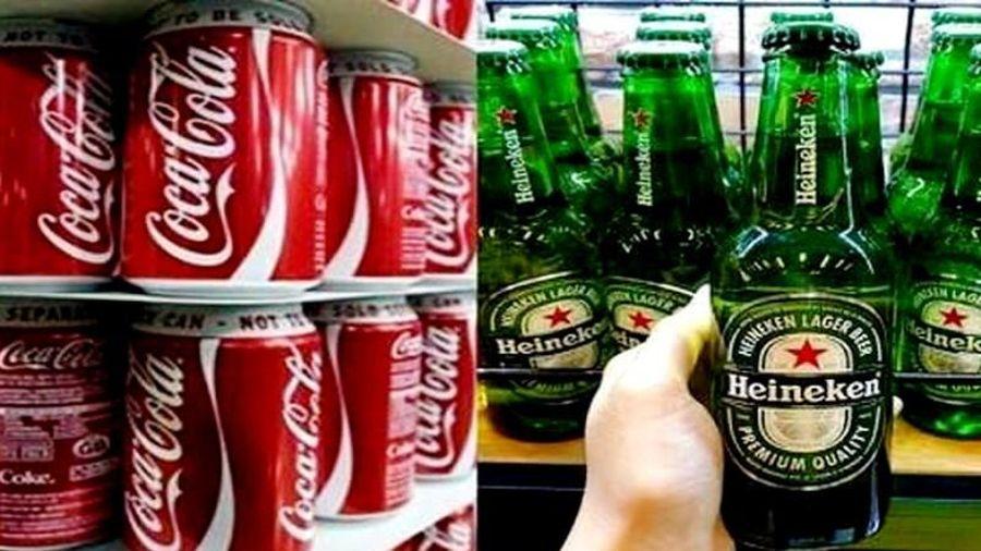 Sẽ thanh tra thuế hai ông lớn Heineken, Coca-Cola
