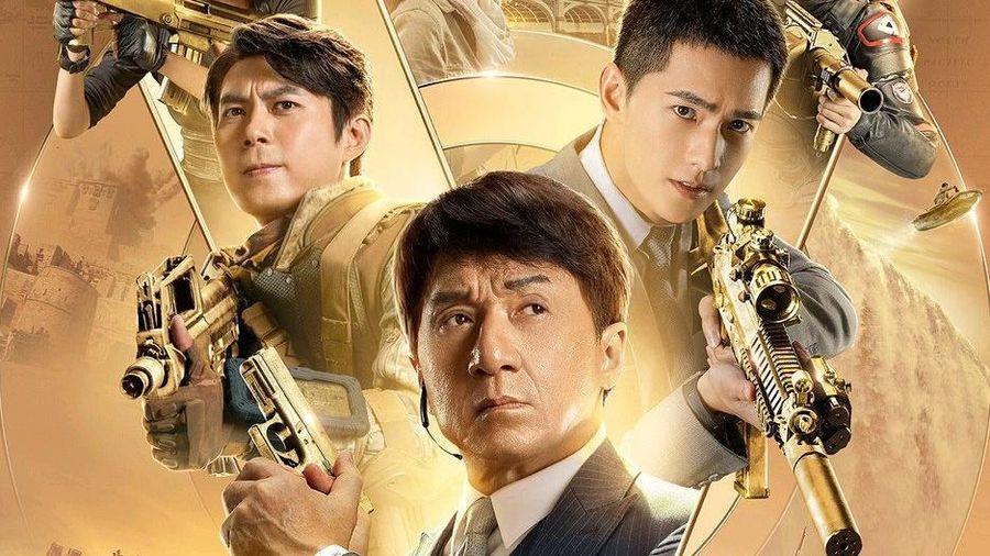 Vương Bảo Cường và Thành Long 'so găng' trong cuộc chiến phim Tết