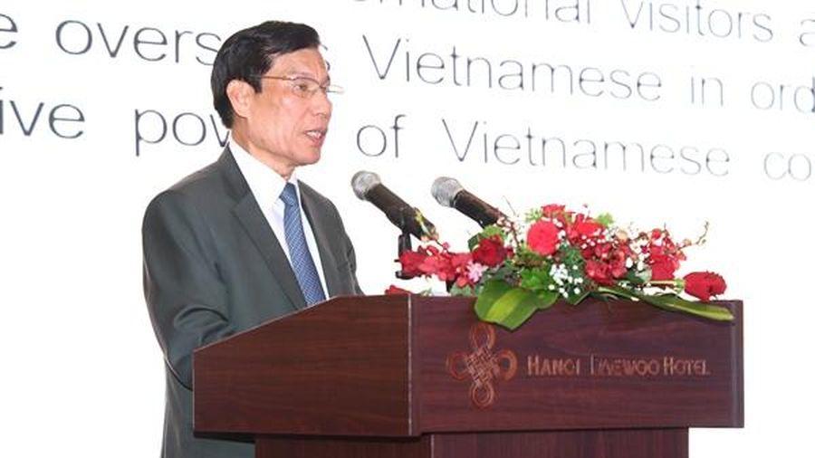 Bộ trưởng Nguyễn Ngọc Thiện: Đẩy mạnh hợp tác quốc tế, vì sự phát triển ổn định và bền vững