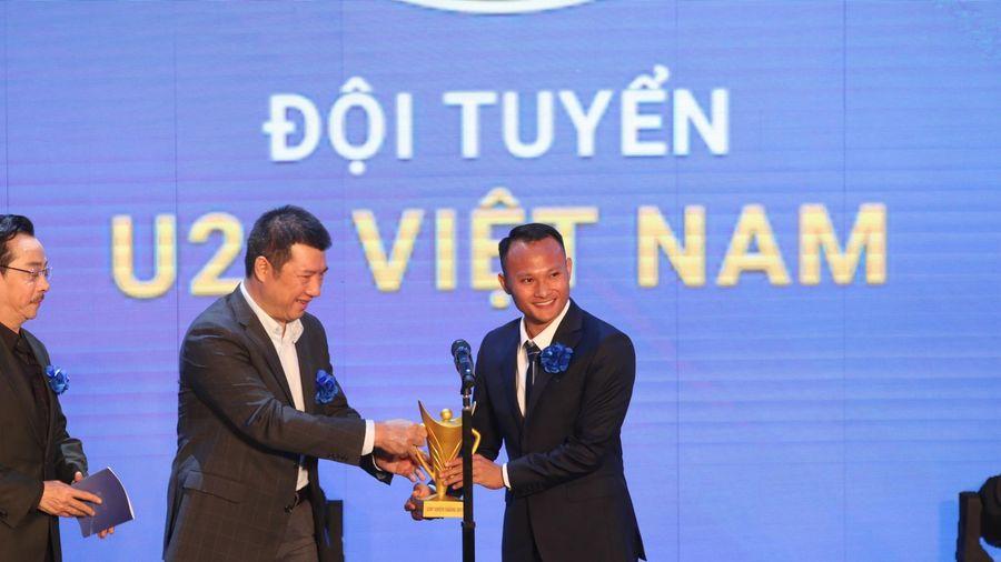Thầy trò HLV Park Hang-seo áp đảo ở Gala Cúp Chiến thắng