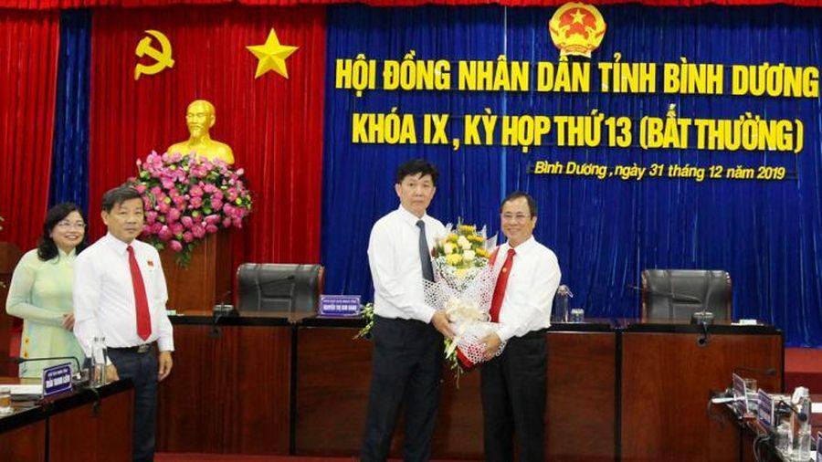 Phê chuẩn Phó Chủ tịch UBND tỉnh Bình Dương