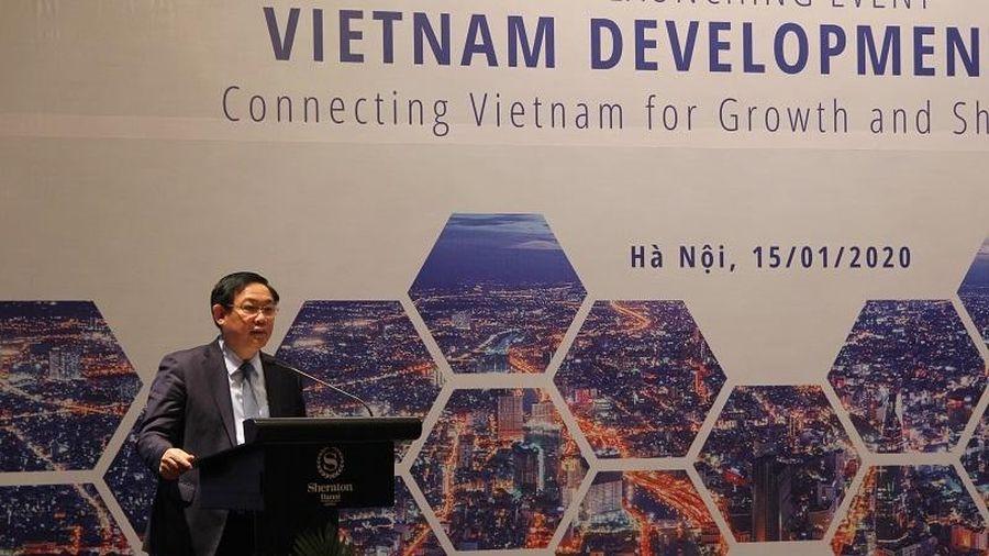 Báo cáo phát triển Việt Nam 2019: Trọng tâm kết nối về giao thông