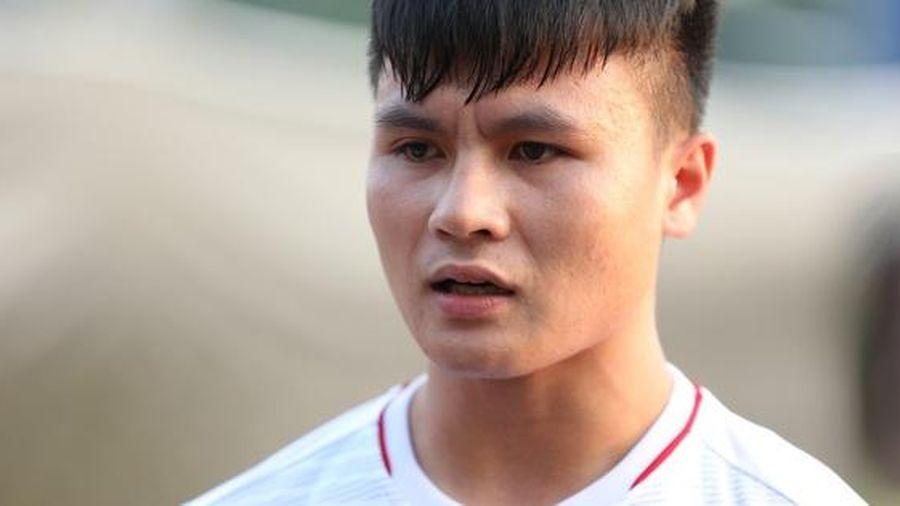 Đội trưởng Quang Hải đề cao cảnh giác ý chí của Triều Tiên