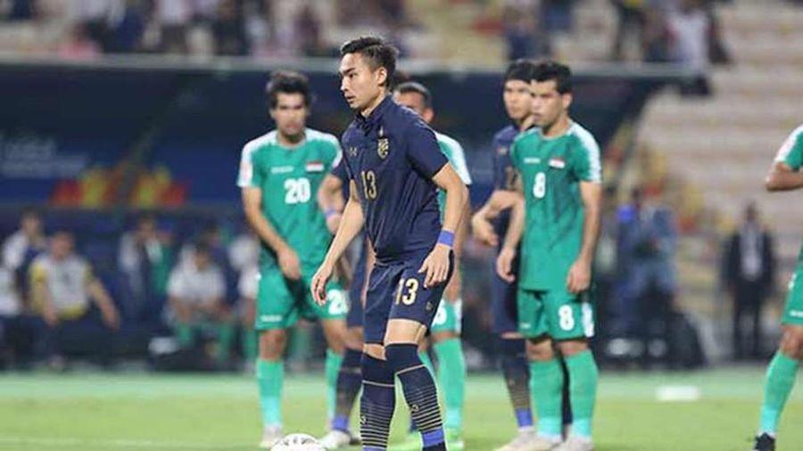 Đội nhà vào tứ kết, CĐV Thái Lan lập tức 'cà khịa' U23 Việt Nam