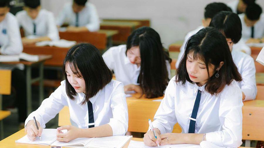 Hà Nội dẫn đầu cả nước tại kì thi chọn học sinh giỏi quốc gia 2020