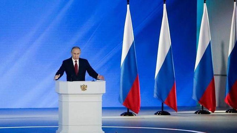 Những điểm nhấn trong thông điệp liên bang của TT Putin