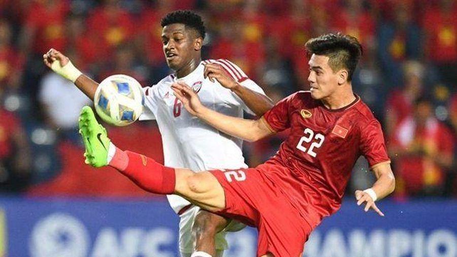 U23 UAE quyết phân thắng - bại cùng U23 Jordan