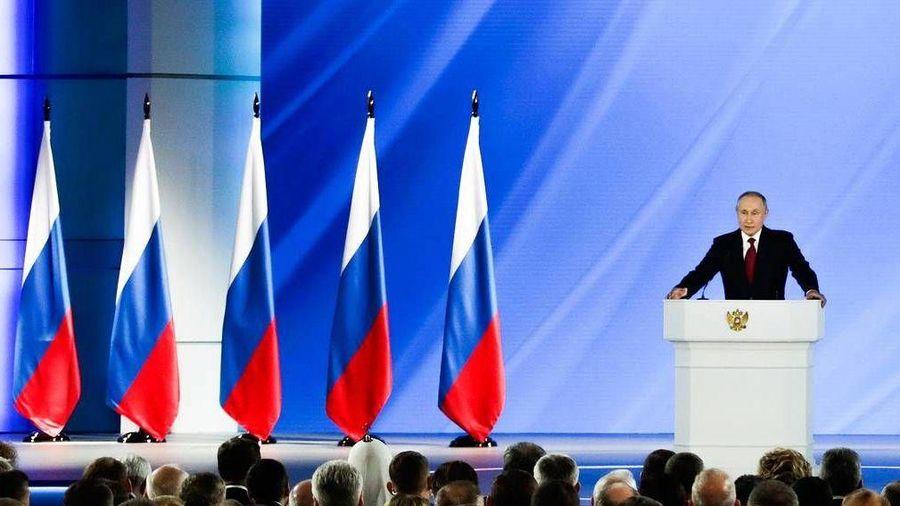 Tổng thống Nga đọc Thông điệp Liên bang, dự đoán nhiều sáng kiến quan trọng