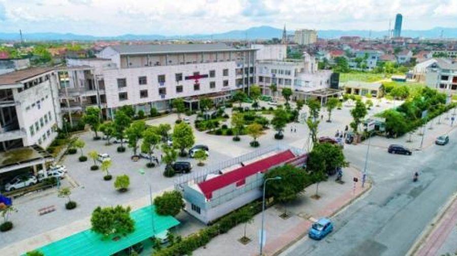 Bệnh viện Đa khoa TP.Hà Tĩnh - Xây dựng bệnh viện chuyên nghiệp, sáng tạo, lịch thiệp, thân thương