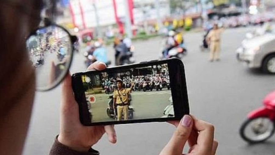 Người dân được ghi hình, ghi âm cảnh sát giao thông làm nhiệm vụ từ 15/1/2020