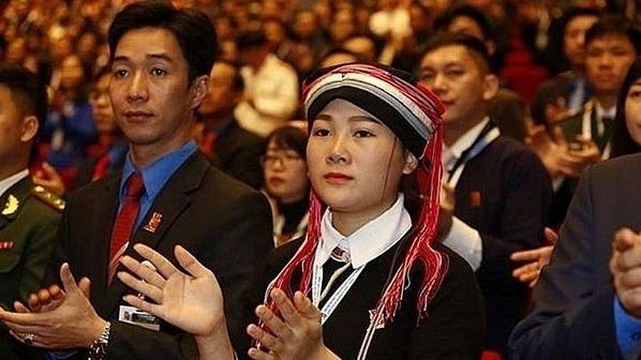 1600 đại biểu dự Đại hội đại biểu toàn quốc các dân tộc thiểu số Việt Nam lần II