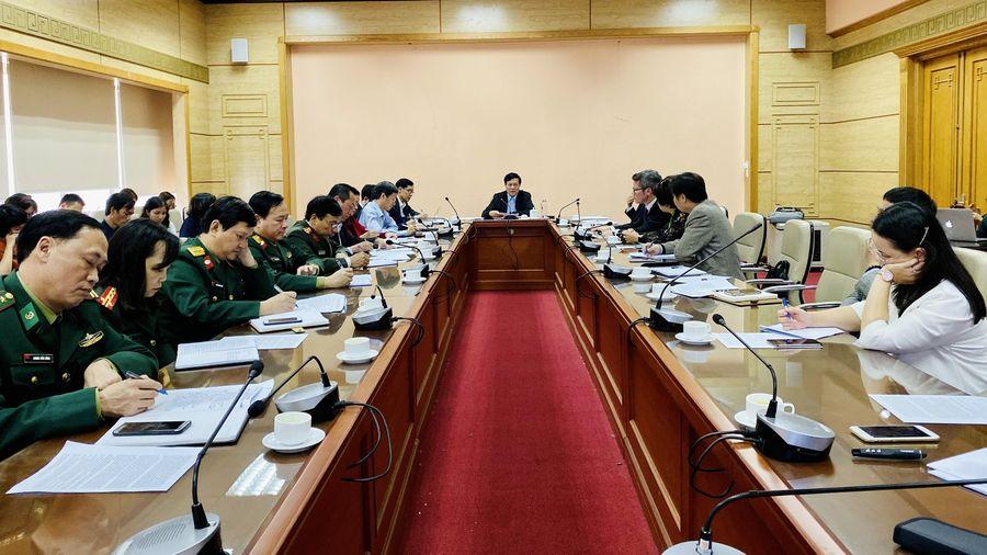 Khách Trung Quốc sốt tại Đà Nẵng, Bộ Y tế họp khẩn chỉ đạo chống viêm phổi cấp