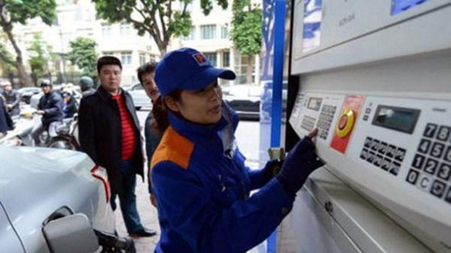 Xăng giảm giá nhẹ, dầu mazut tăng 789 đồng/kg