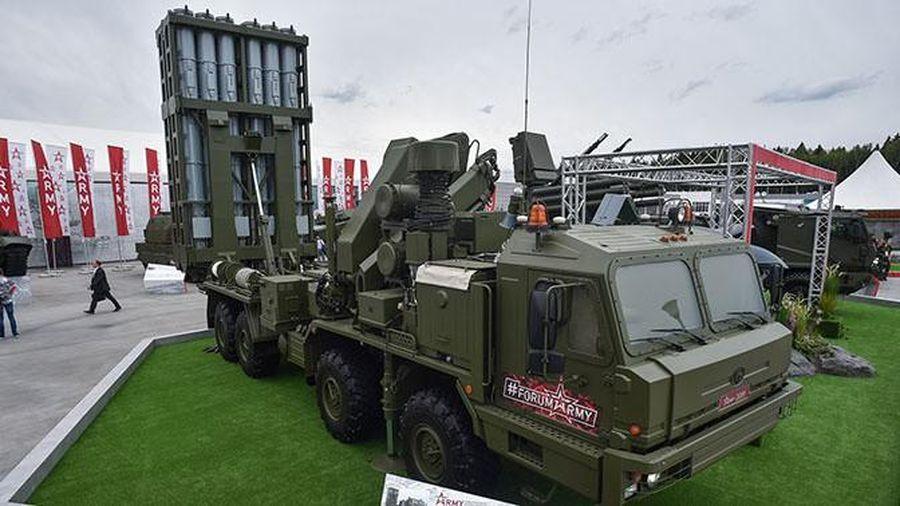 Nga đưa hệ thống S-350 đầu tiên vào trực chiến