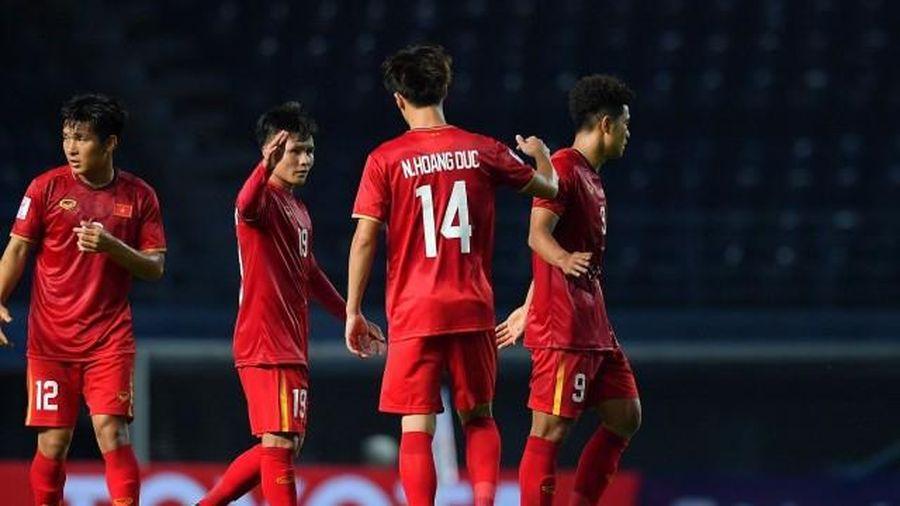 Báo Hàn Quốc cảnh báo U23 Việt Nam trước trận gặp Triều Tiên