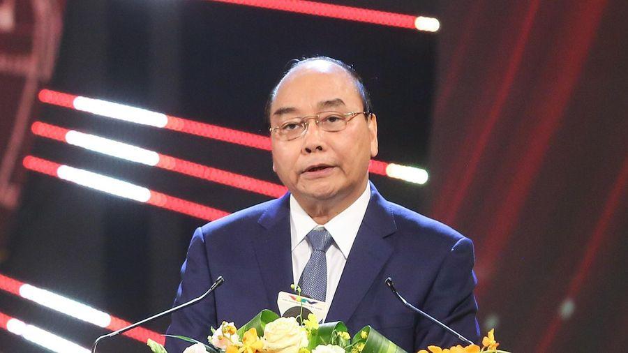 Thủ tướng Nguyễn Xuân Phúc: Bảo vệ vững chắc nền tảng tư tưởng của Đảng