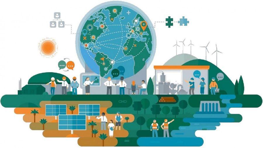 Các công ty dầu khí quốc tế tăng cường đầu tư vào nguồn năng lượng tái tạo (RES)