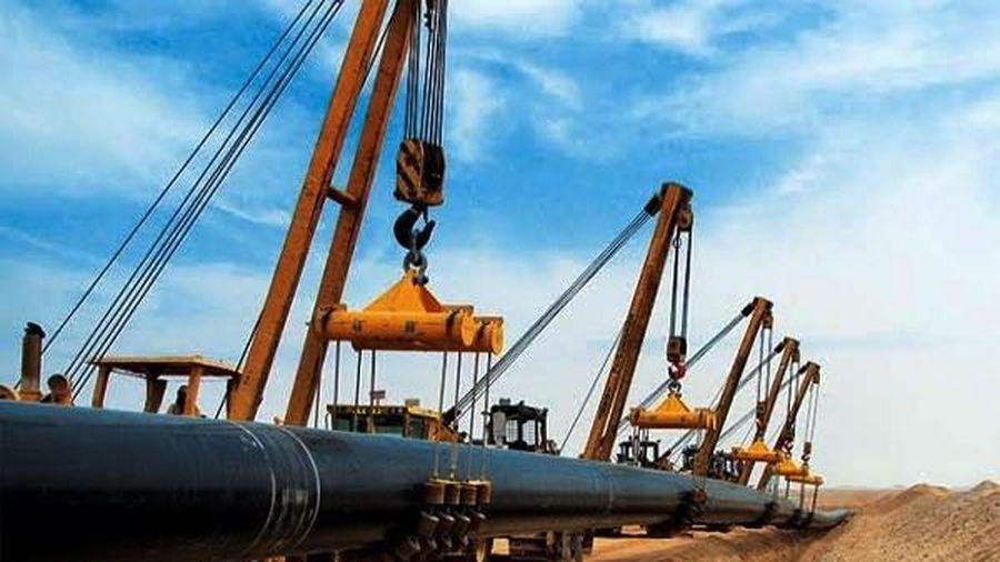 Ấn Độ phê duyệt gói hỗ trợ 774 triệu USD cho dự án đường ống khí đốt Đông Bắc