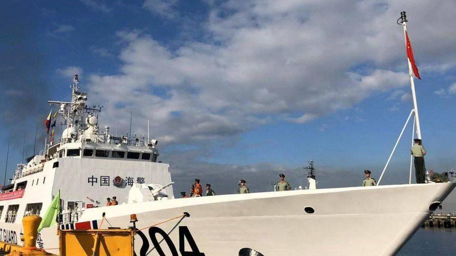 Hạ nhiệt căng thẳng Biển Đông, Trung Quốc 'hành động lạ' với Philippines