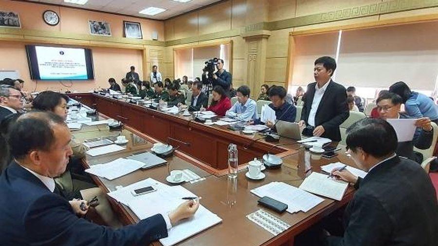 Việt Nam lên phương án đối phó với dịch viêm phổi cấp