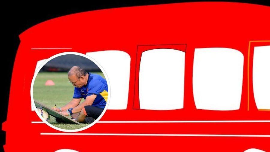 Chuyến 'xe bus' đưa thầy trò ông Park về đâu?