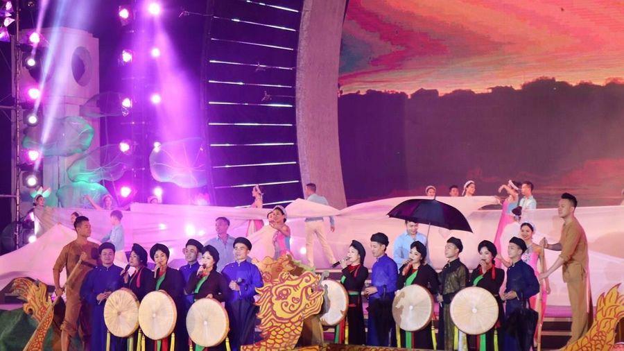 Nhiều hoạt động đặc sắc tại Tuần Văn hóa, Du lịch Bắc Ninh-Hà Nội