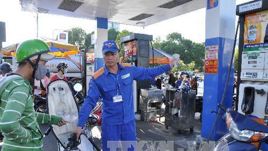 Xăng, dầu giảm giá nhẹ trước Tết Nguyên đán 2020