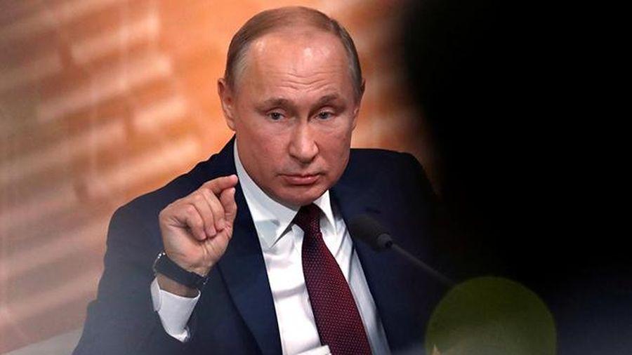 Tổng thống Nga ưu tiên vấn đề nhân khẩu học trong Thông điệp Liên bang 2020