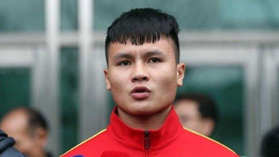 Quang Hải khẳng định U23 Việt Nam không được chủ quan dù đối thủ chắc suất bị loại