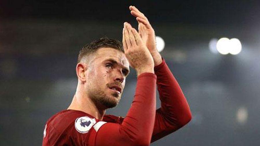 Vượt qua Kane và Sterling, Henderson được bầu là 'Cầu thủ Anh hay nhất năm'